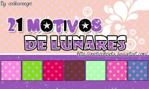 motivos lunares photoshop by veintiochojota
