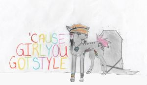 She's Got Style. by hiya-its-steph
