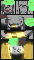 Frisk VS Sans: I warned ya pt 27 by ReneesDetermination