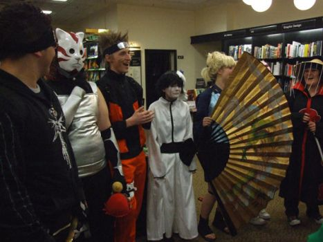 anime convention 45 by satan123