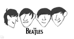 The Beatles by sapphire011