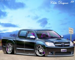 Toyota Hilux by ChitaDesigner