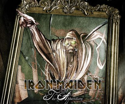 the APPARITION - IRON MAIDEN by stan-w-d