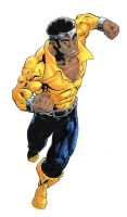 Luke Cage Classique by davidjcutler