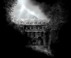 Haunted Mansion by ValerieJoyLauria