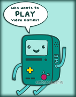 BMO by embracemaria