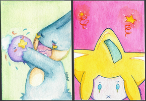 Happy ATC - Pokemon by Evilkitty902