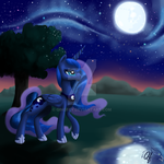 Luna Moonlight by QingFey