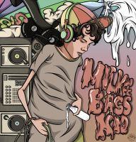 milkee bass kid by YesterdayTomorrowArt