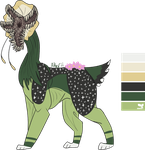 :Adopt: Plant Creature Open by Demon1cAdopts