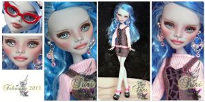 MH Ghoulia #3 ~Suri~ RC6 * by RogueLively