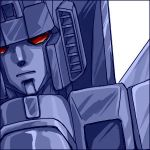 Starscream by mucun