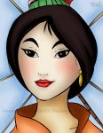 Disney's Mulan by Immature-Child02