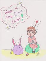 Have a Very Dango Easter! by KyrieGlows89