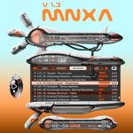 MNXA v1.3 add the cables and more glasses by samiximas22