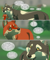 The Night Raiders pg 32 by DoubletheU