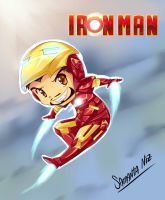 Iron man by keitenstudio
