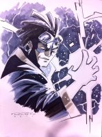 Sketch::Static Shock 2 by KharyRandolph