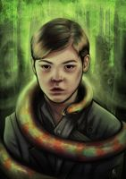 Tom Marvolo Riddle by fravenmort