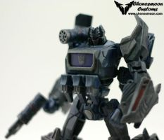 WFC / FOC Soundwave Bot mode by chonosmoon