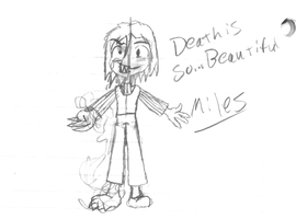 Miles - Death is so Beautiful by X-Octavius