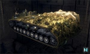 World of tanks concest update by Necrondesign
