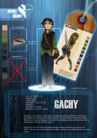 AbSeNt MiNdEd Judge GACHY by GACHY-CELTA