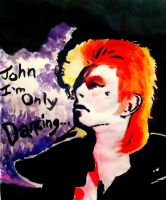 John I'm Only Dancing by cici1000