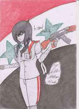 Syria Chan New by Kobayev