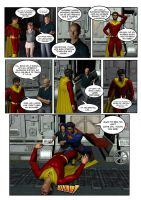 Superboy: The Exile page 9 by kevmann