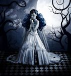 Corpse Bride by martap84