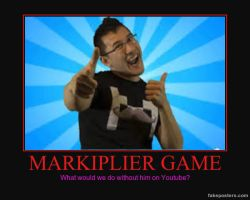 Markiplier Game by MalGirl101