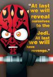 MessyMedia: Darth Maul by messymedia