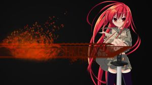 Shakugan No Shana HD Wallpaper 2 by B1itzsturm