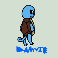 Dannie the Squirtle - Journal Request by Joltimeon