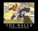 the balls by I-LOVE-TRANSFORMERS