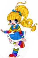 Rainbow Brite - Colored by CKNelson