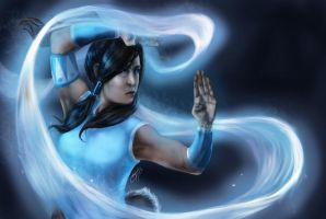 The Legend of Korra by OFools