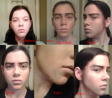 Hiccup Crossplay- Make-up trail 2 (Success!) by MyMonsterStuff
