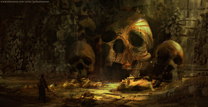 Day of the Dead Catacombs 2 by parkurtommo