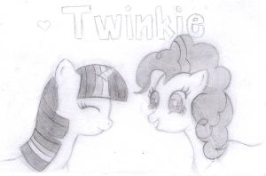 Twinkie for doden-sang by HimekoYagami