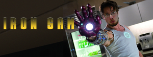 Iron Sam Banner by clarklupine