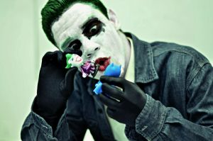 The Joker - Playing With Myself by DashingTonyLima