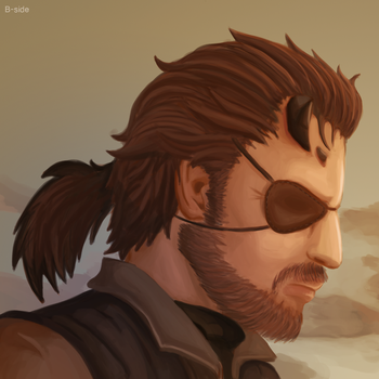 Venom Snake by B-side7715