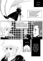 Org XIII translated page Roxas by knil-maloon