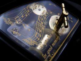 Music box - dreamy by AnnFrost-stock