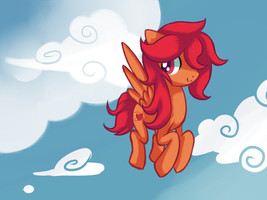 Ember Heart by cartoonboyplz