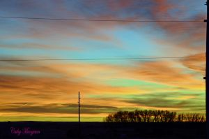 Sky Of Colors IV by ChickensAndDucks