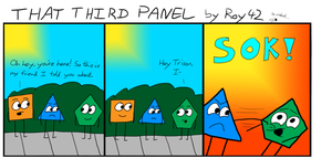 That Third Panel - More Friends #10 by Roy4242