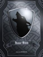 Game of Thrones: House Stark by dmavromatis